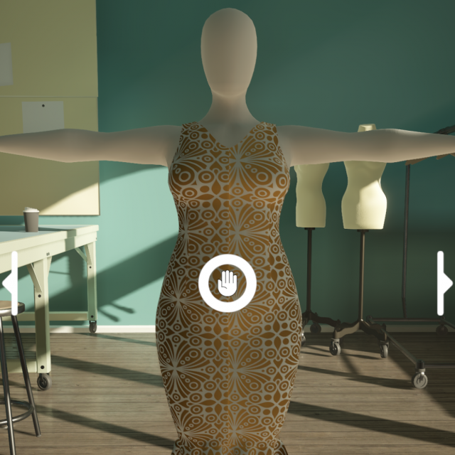 Virtual Fashion Studio